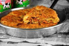 Provereni recepti. Cooks and Bakes: Burek sa roštiljskom kobasicom