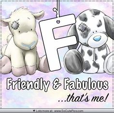 My Blue Nose Friends‿✿⁀