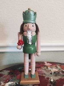 CLICK HERE TO PURCHASE from CUSTOMNUTCRACKERS.COM. Get this unique Bridesmaid…