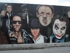 Miami graffiti Wynwood walls street art