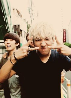 B1A4 Sandeul + Baro