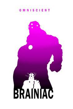 Omniscient - Brainiac by Steve Garcia