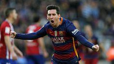 El Barcelona venció al Atlético Madrid y se convirtió en el único líder
