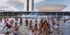 Resistência indígena - um longa-metragem com duração de 517 anos