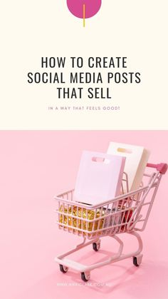 Maybe you're really great at giving value, great at sharing inspiring content and connecting with your audience, but when it comes to the selling part…  Urghhhhh  Grab my awesome Swipe, Paste, Post template for a social post that helps you sell and feels good to your soul!