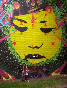 Stinkfish New Mural In Amsterdam, Netherlands
