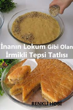 Cake Recipes, Deserts, Food And Drink, Favorite Recipes, Sweets, Cooking, Ethnic Recipes, Turkish Cuisine, Food Ideas