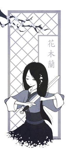 disney: mulan by jeiko-chan.deviantart.com on @deviantART
