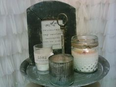 Rendezvous Soy Candles- handcrafted from the finest natural ingredients