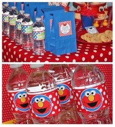 Elmo version of the prinatables