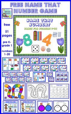 207 Best Preschool Math Activities Images Kindergarten Math