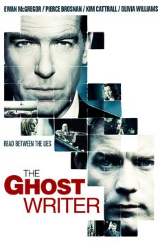 The Ghost Writer 2010 Directed By Roman Polanski Great Performances From Ewan Mcgregor Pierce