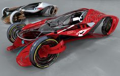 Nissan Concept IV, interesting car concept
