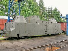 German armoured train
