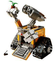 Wall E LEGO Set  (3)