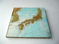 Reisetagebuch+Japan+/+China+von+SK+Schöne+Bücher+auf+DaWanda.com