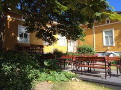Museum in Kuopio Finland