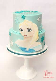Paw patrol birthday cake birthdaycake pawpatrolbirthday hand painted elsa for a frozen theme birthday frozen themecelebration cakesgluten freeelsahand painted publicscrutiny Choice Image