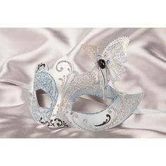 Venetian Masquerade Ball Masks | Perfect color to match my dress. :)