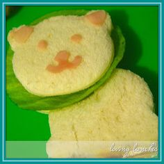 Loving Lunches: Cute Z Lion