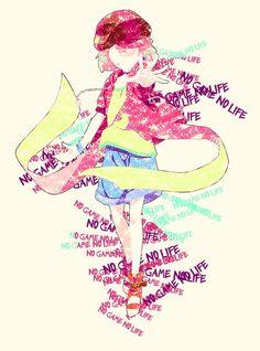 Art.Anime.нет игры нет жизни