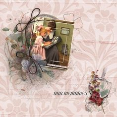 Valentina's CreationsA Woman Like You Kit and Accent Frame  Vicki Robinson - Life Captured Image