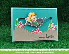 the Lawn Fawn blog: Lawn Fawn Intro: Slide On Over