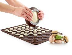 Kit Macarons - Mach deine eigenen Makronen!