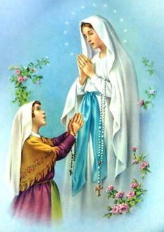 El Testigo Fiel - Santoral: Bienaventurada Virgen María de Lourdes