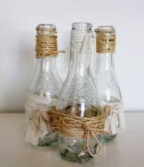 Resultado de imagen de botellas  decoradas