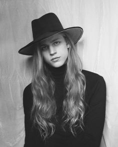 Konan Hanbury at Models 1 by Ren Rox / In Bloom / Editorial / Boys by Girls