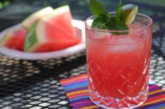 Easy Watermelon Moonshine Recipe - Creamty Recipes - All food recipe network