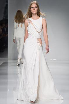 Atelier Versace Spring 2016 Couture Fashion Show - Suvi Koponen (Next)