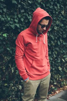 Weekly Edition: The Three Button Hooded Sweatshirt | Taylor Stitch