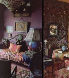 Bohemian Pages: More Boho Style...