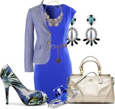 """Tone on Tone"" by coromitas on Polyvore"