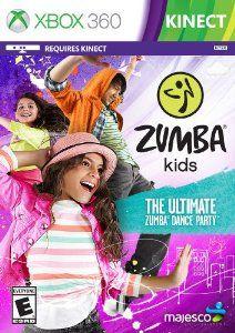 Zumba Kids - Xbox 360 Kinect