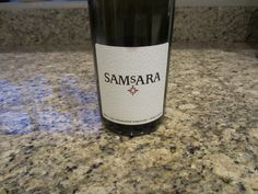 2007 Samsara Las Hermanas Vineyard, Santa Rita Hills Pinot...very very tasty...Parker gave 93 points I give it 91...needed time still...maybe 3-4 years it would be perfect
