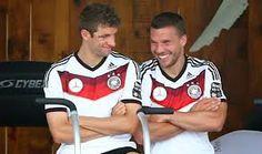 Thomas Müller treina na academia com curativo no rosto. Veja a foto | Alemanha Futebol Clube