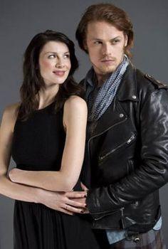 Outlander: Sam Heughan & Caitriona Balfe Portraits | OUTLANDER Italy » La Serie Tv e I Libri di Diana Gabaldon