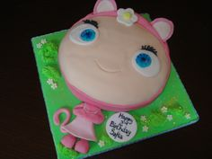 Waybuloo cake by helenashouseofcakes, via Flickr