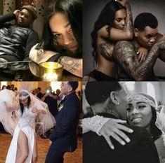 Dreka and Kevin Gates😍🤞🏾 Black Relationship Goals, Couple Relationship, Cute Relationships, Black Couples Goals, Cute Couples, Black Love, Black Is Beautiful, Family Goals, Couple Goals