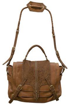CARTERA Caramel bag. Must have.