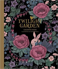 Twilight Garden Coloring Book: Published in Sweden As Blomstermandala (Gsp- Trade) : Maria Trolle : 洋書 : Amazon.co.jp