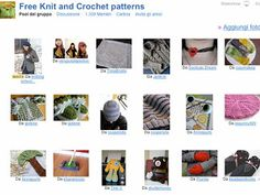 Maglia: modelli gratis su Flickr | Handmade by Beads and Tricks