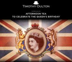 Afternoon Tea at Timothy Oulton   https://www.facebook.com/TimothyOulton