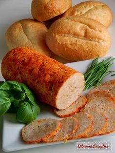 Bibimoni Receptjei: Házi készítésű csirkemell sonka