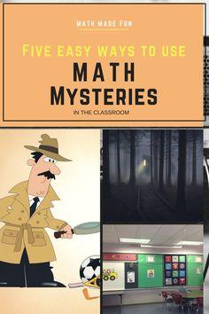 Full FREE Math Myste