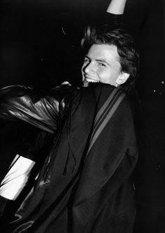 John and that smile. Hmmmmm