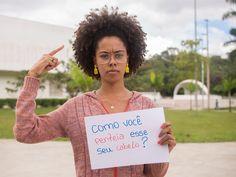 """Estudantes organizam ato contra racismo em universidade de MG Projeto na UFJF foi inspirado na campanha americana """"I, Too, Am Harvard"""". Mobilização nacional acontece nesta quarta-feira (13)."""
